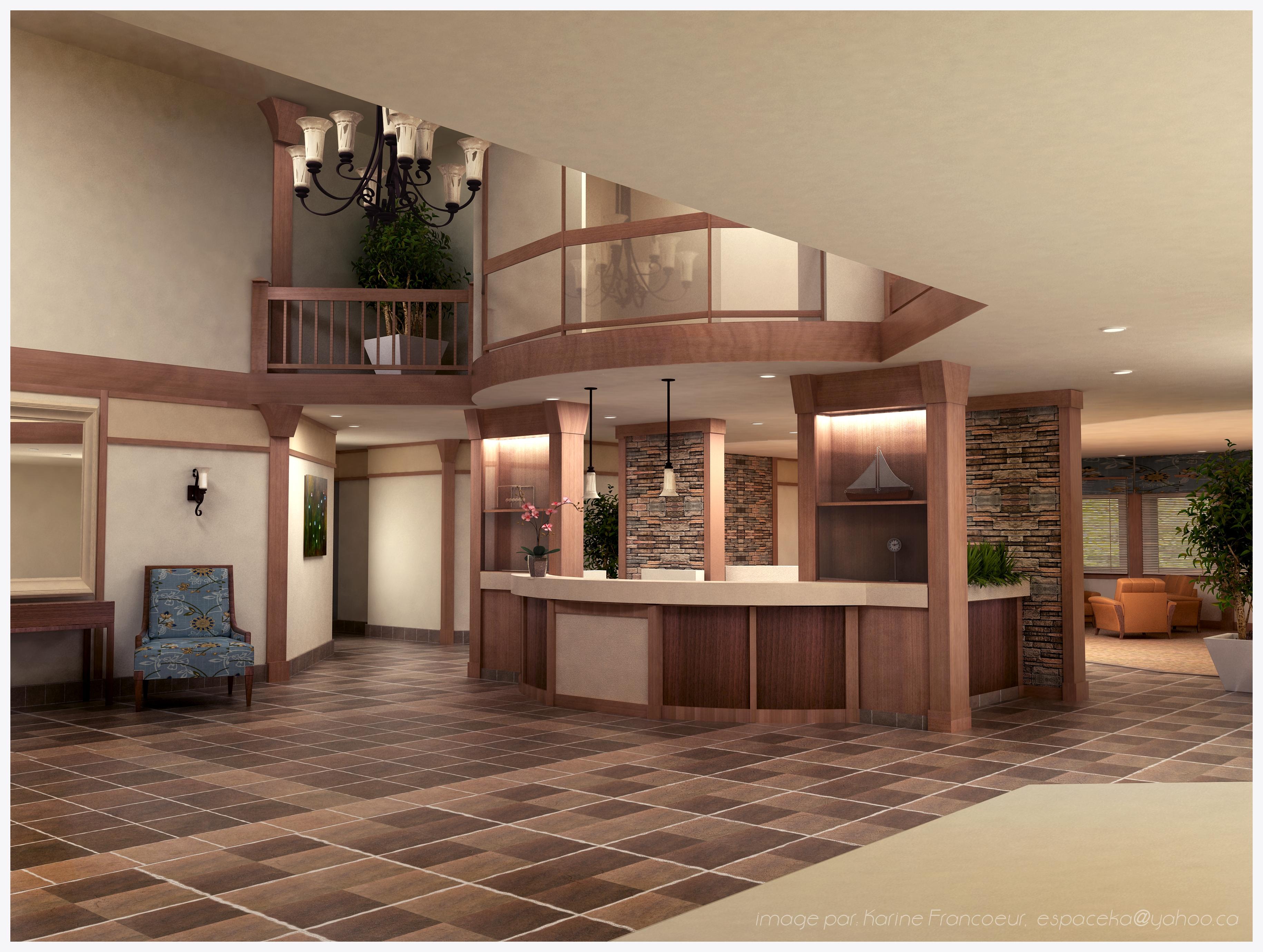 d veloppement bl les jardins d vang line exa design. Black Bedroom Furniture Sets. Home Design Ideas